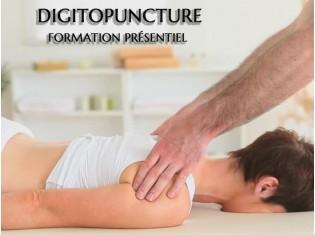 Formation Digitopuncture présentiel