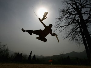 Ma méthode Kung Fu