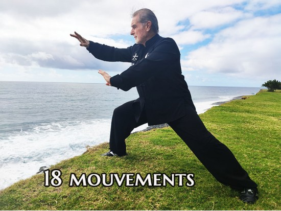 Qi Gong 18 mouvements